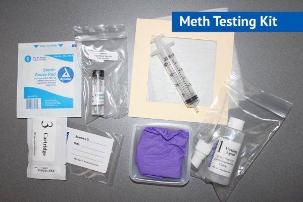 Meth-Testing-Kit