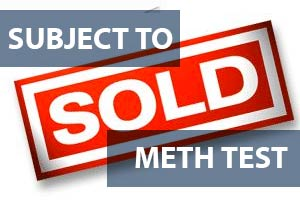 Pre-purchase Meth Test