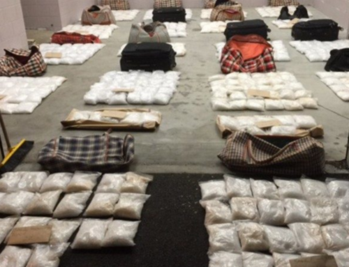 2016 NZ record ice seizure – 448 kg of Methamphetamine busted by police