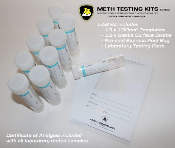 Lab Tested Meth Testing Kits