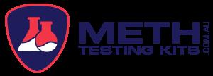 Meth testing Kits logo transparent background